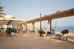 Good restaurants on the promenade