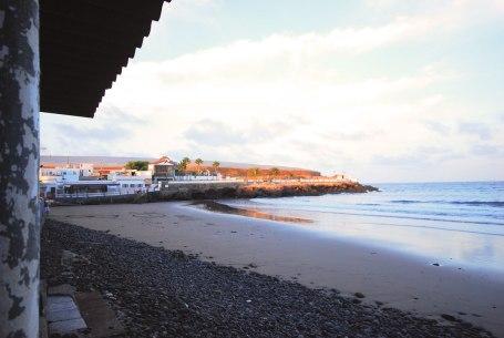 Ojos de Garza beach