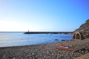 La Playa de La Aldea