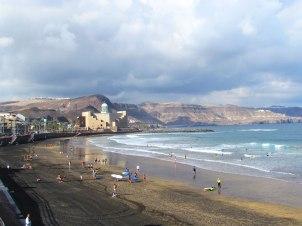 Las Canteras beach - Las Palmas