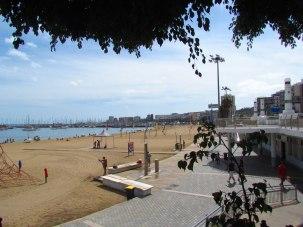 Las Alcaravaneras beach - Las Palmas