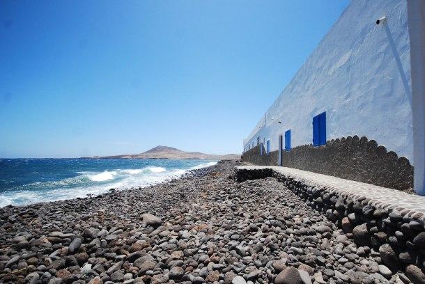 Casa Langostero en la Playa