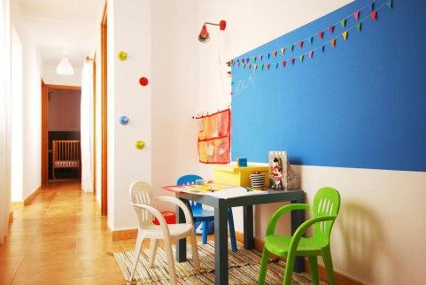 Kids friendly area