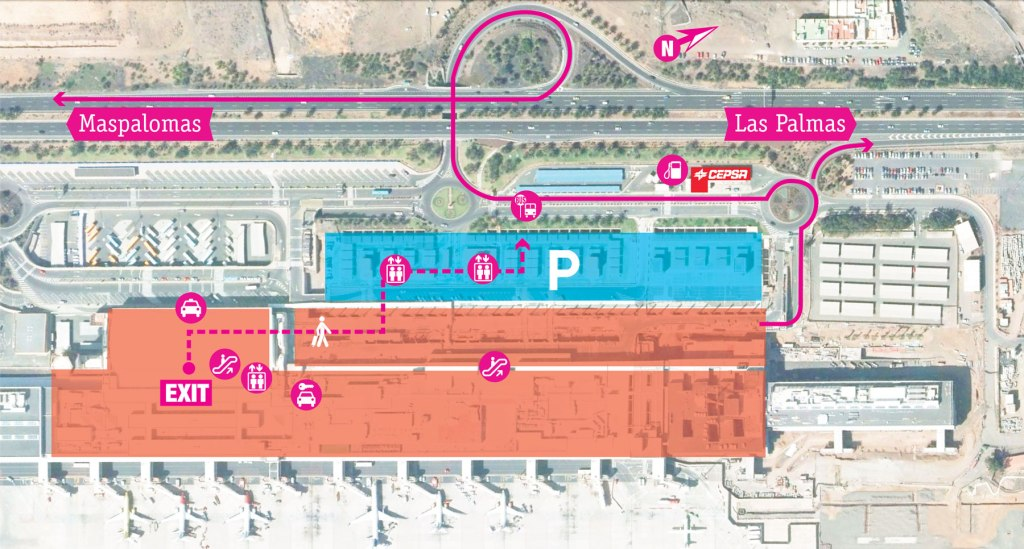 LPA airport