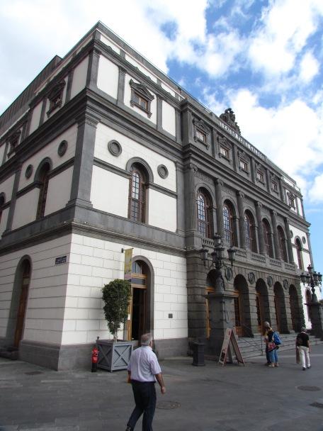Teatro Perez Galdos