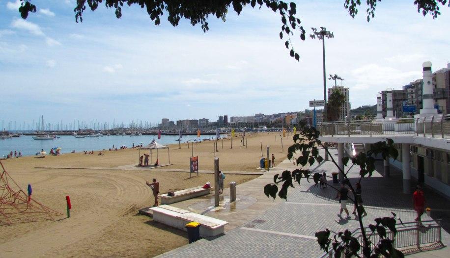 Playa Alcaravaneras